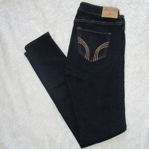 Hollister Super Skinny 5S Dark Wash